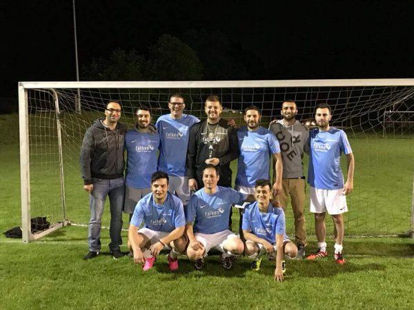 19 Mannschaften am Nachtgrümpel
