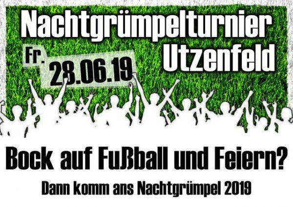 Bock auf Fußball und Feiern?